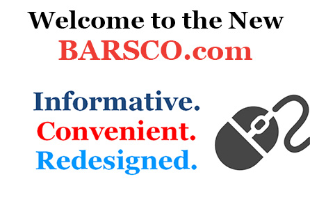 Welcome to the new Barsco.com